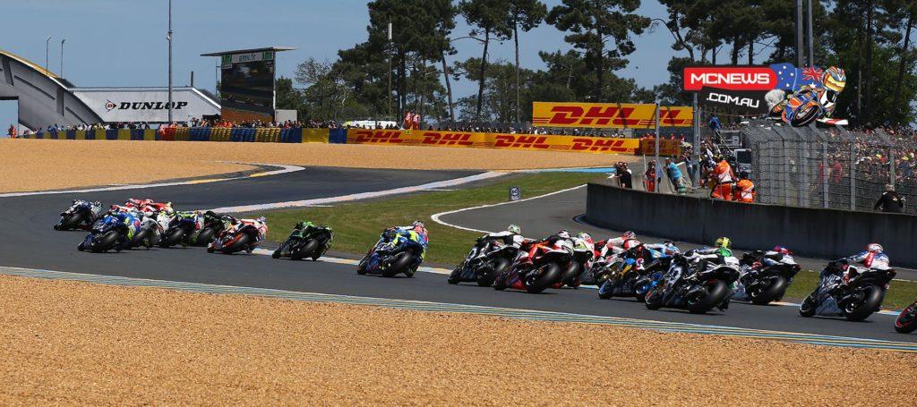 MotoGP 2015 Le Mans