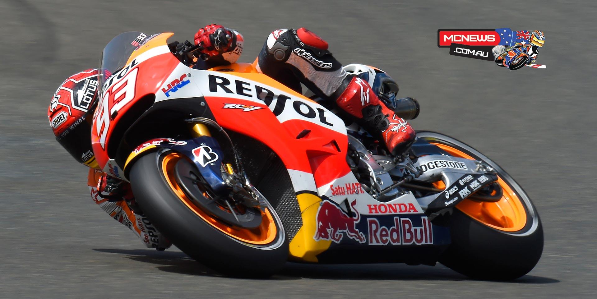 Marc Marquez claims Le Mans MotoGP pole