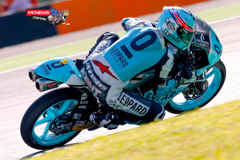Britain's Danny Kent claimed his second Moto3 pole position of the year and his first ever-front row at Mugello in dominant fashion.