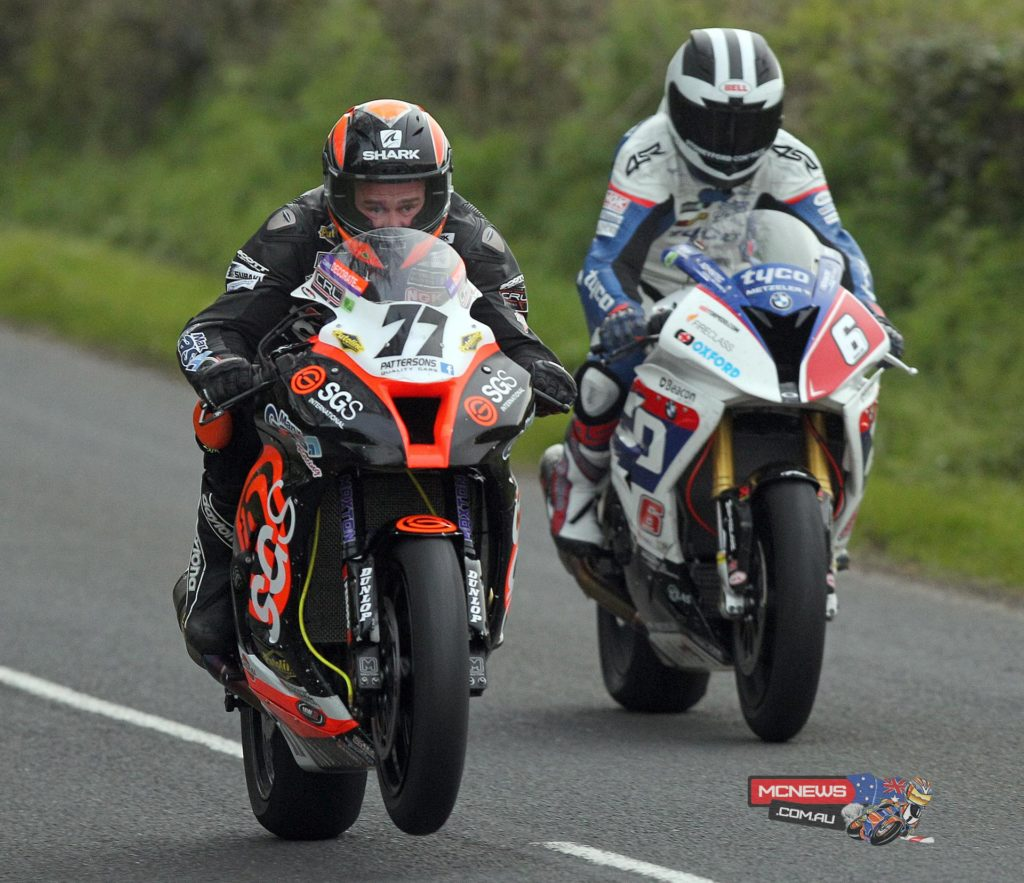 Hat-trick for Ryan Farquhar at Tandragee