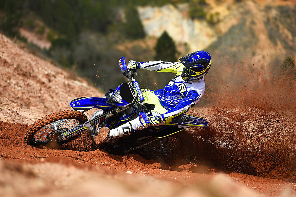 Limited edition 2015 Sherco Factory models