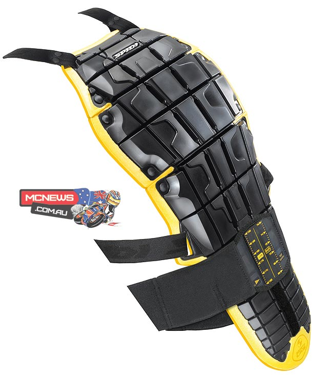 Spidi Back Warrior Evo Back Protector Men