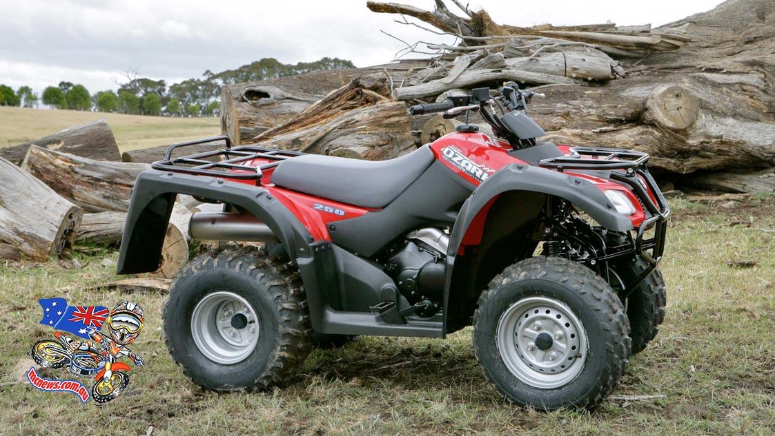 Suzuki Ozark ATV