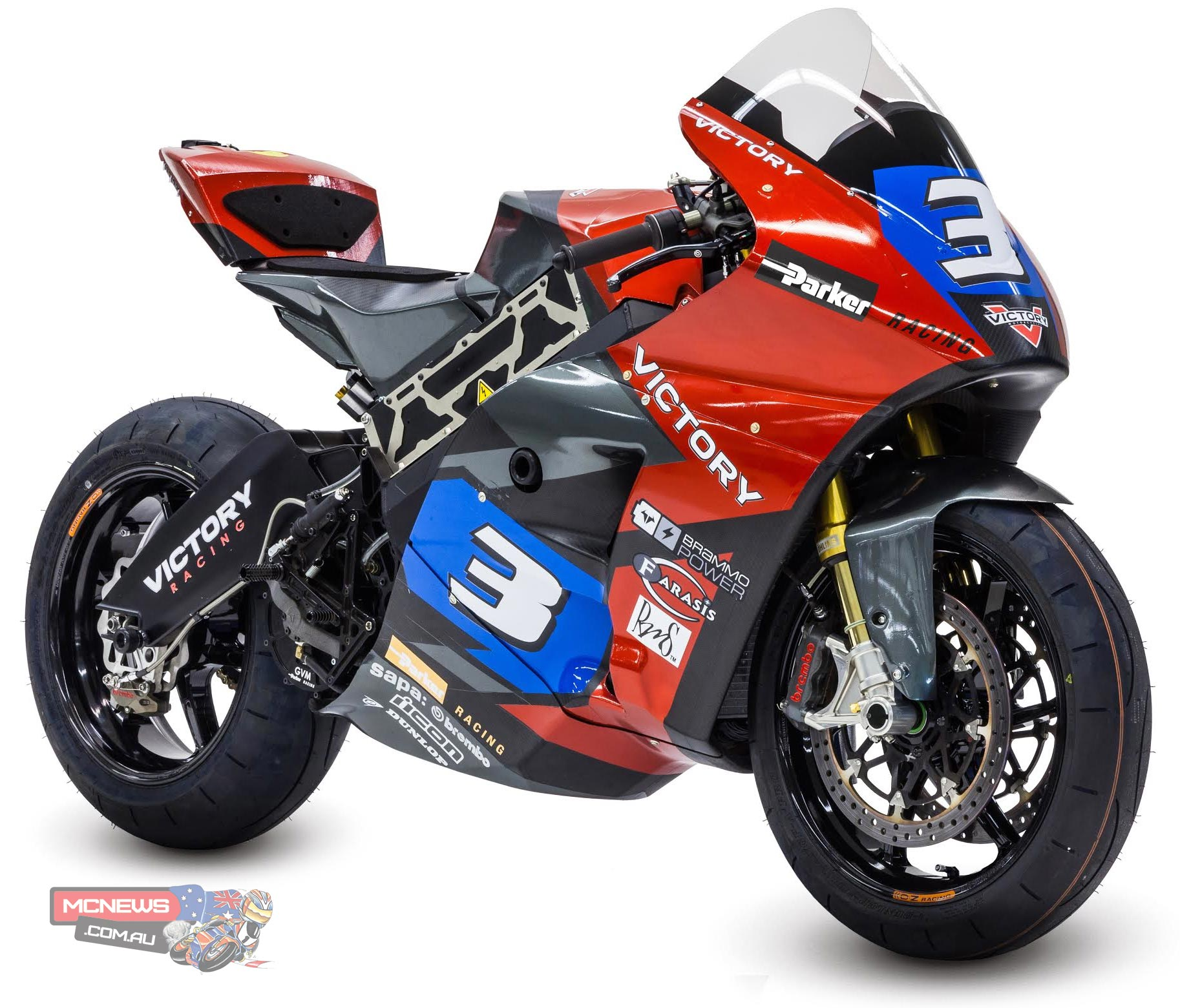 Victory Motorcycles to Race Prototype Electric Motorcycle at the Isle of Man TT Races
