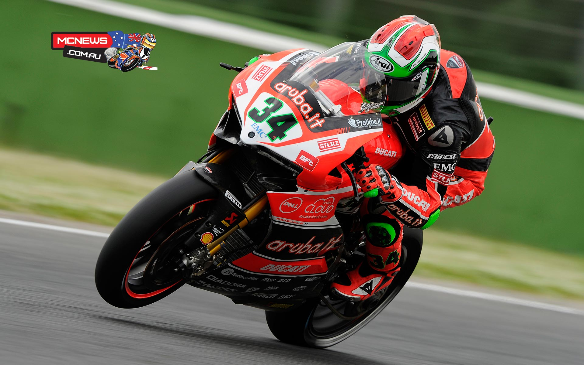 Davide Giugliano grabs emotional Tissot-Superpole at Imola WorldSBK