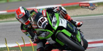 Jonathan Rea has streaked away to an 87-point lead after a double win at Imola WorldSBK