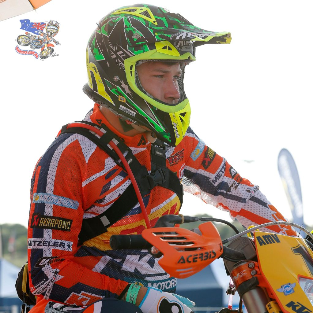 Australia's Matt Phillips (KTM) rounded out the top five with Thomas Oldrati (Husqvarna) two seconds back in sixth.