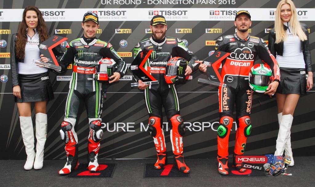 Superpole World Superbike 2015 - Donington