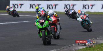 2015 Asia Road Racing Championship - Sentul International Circuit - Yudhistra, Muncul, Juara, Perlumbaan