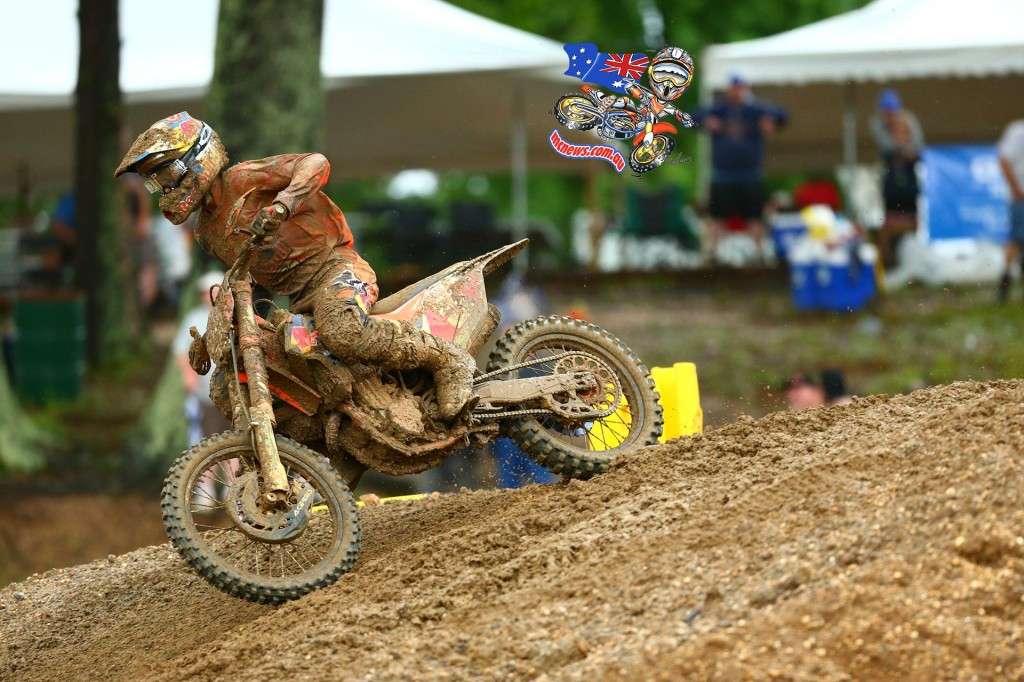 AMA Motocross 2015 - Round Six - Budds Creek - Ryan Dungey - It was business as usual for Dungey in the first moto