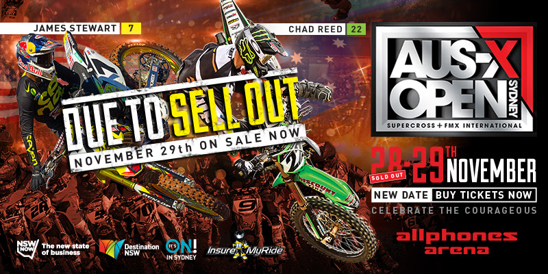 AUS-X Open expands showdown | MCNews.com.au
