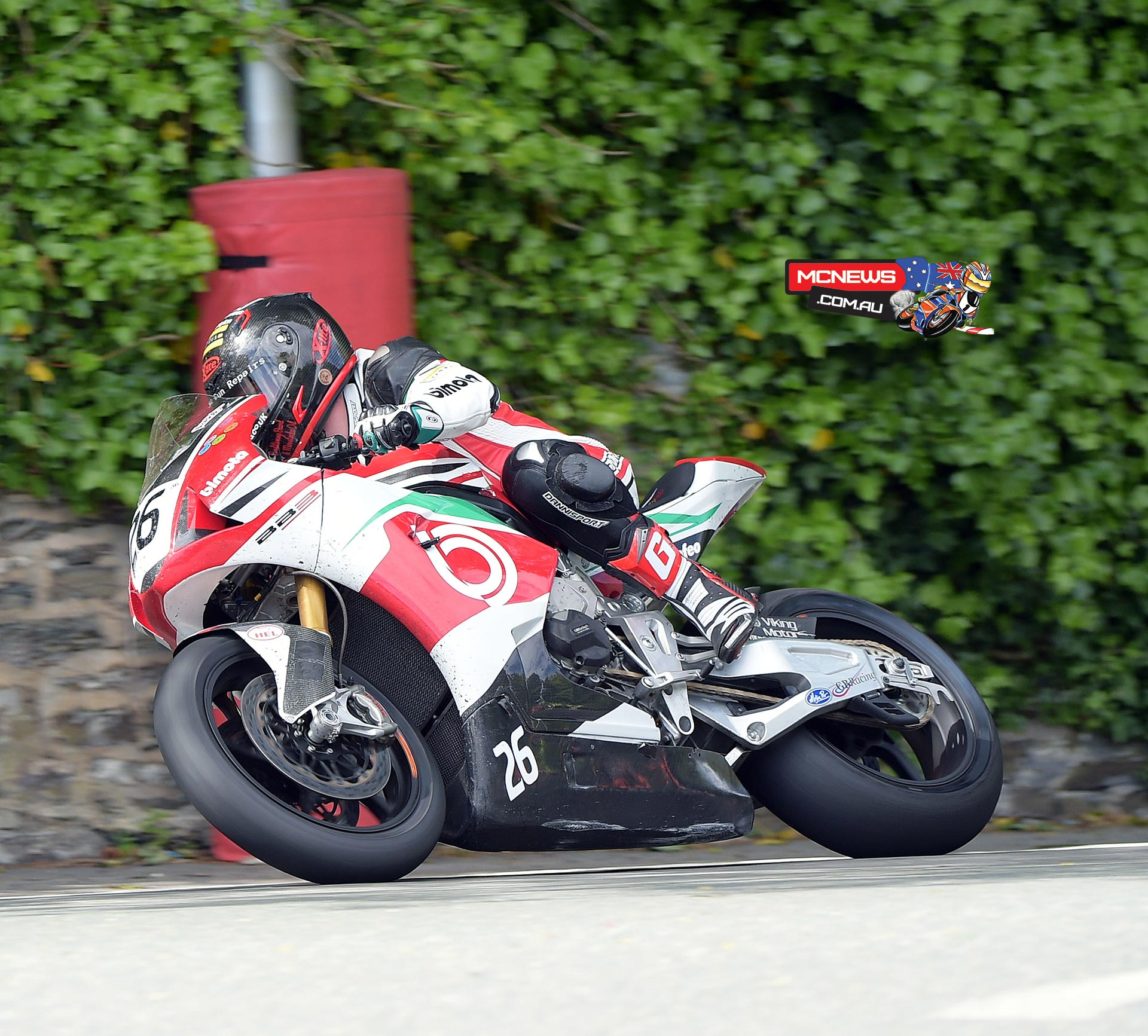 Ben Wylie secured respectable top 30 finishes in both the Superbike and Superstock races