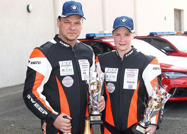 Pekka Paivarinta and Kirsi Kainulainen