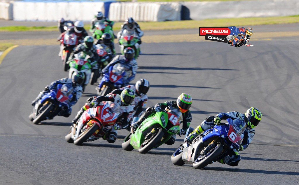 FX-ASC 2015 Round Three SMP - Saturday AFX-SBK Race Two - Image by Keith Muir