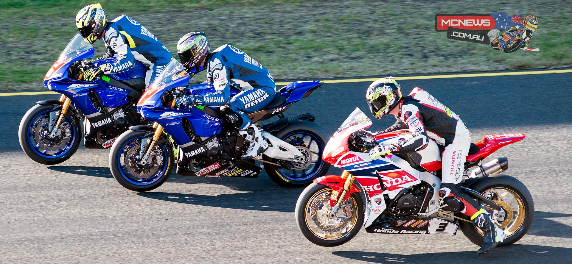 FX-ASC 2015 Round Three SMP - Saturday AFX-SBK Race Two Start