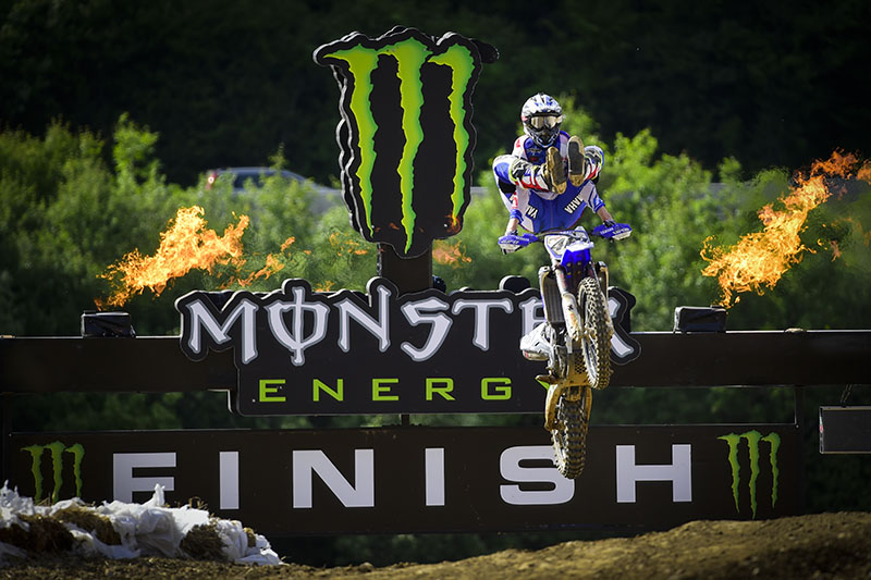 Romain Febvre won his first GP in France