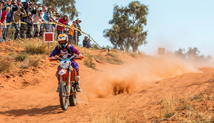 Toby Price - Finke Desert Race 2015 Winner