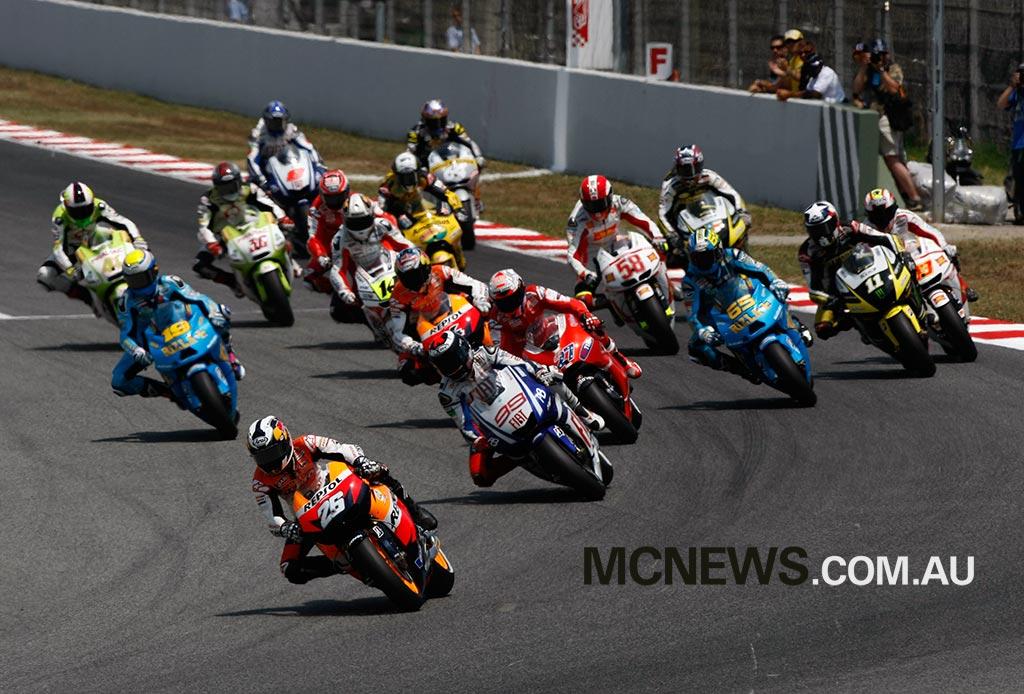 MotoGP 2010 - Catalunya