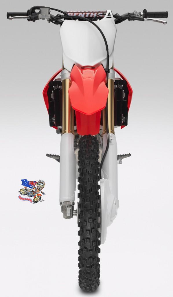 2016 Honda CRF250R
