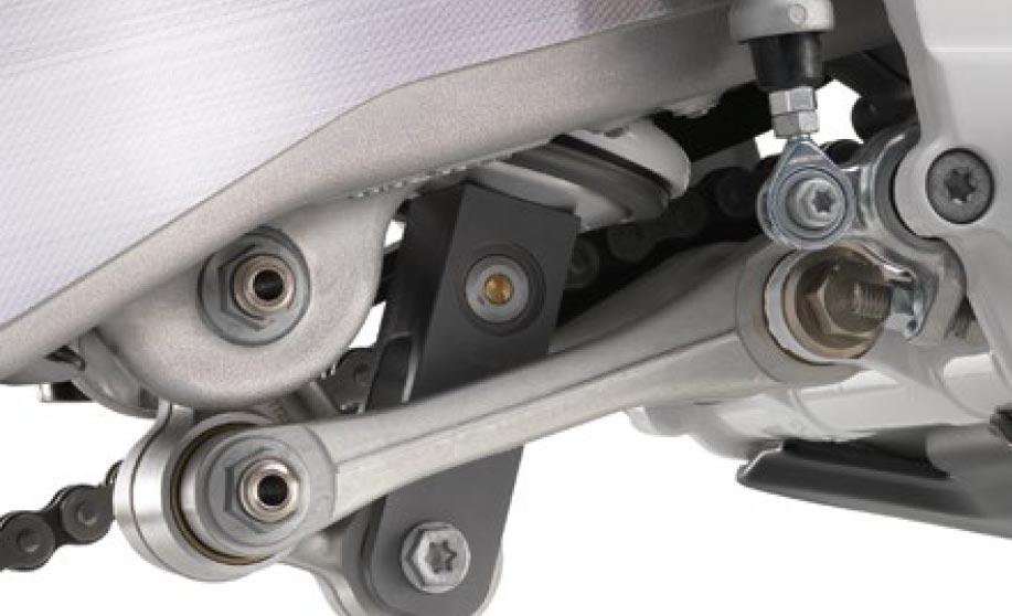 Husqvarna Enduro 2016 - Linkage rear suspension