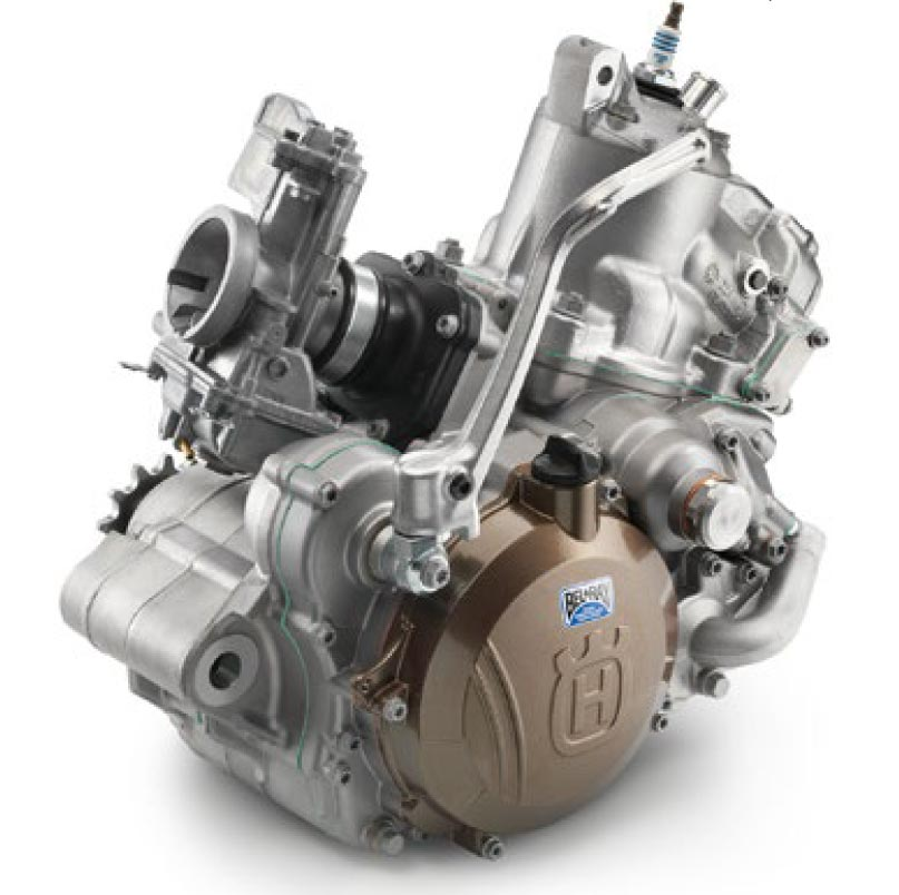 Husqvarna Enduro 2016 - TE125 Engine