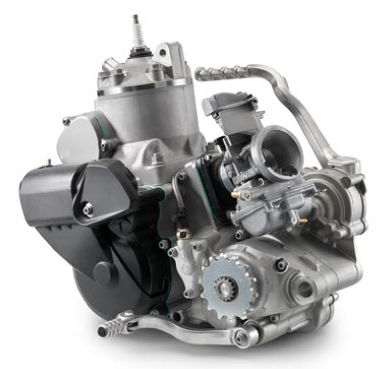 Husqvarna Enduro 2016 - TE250 Engine