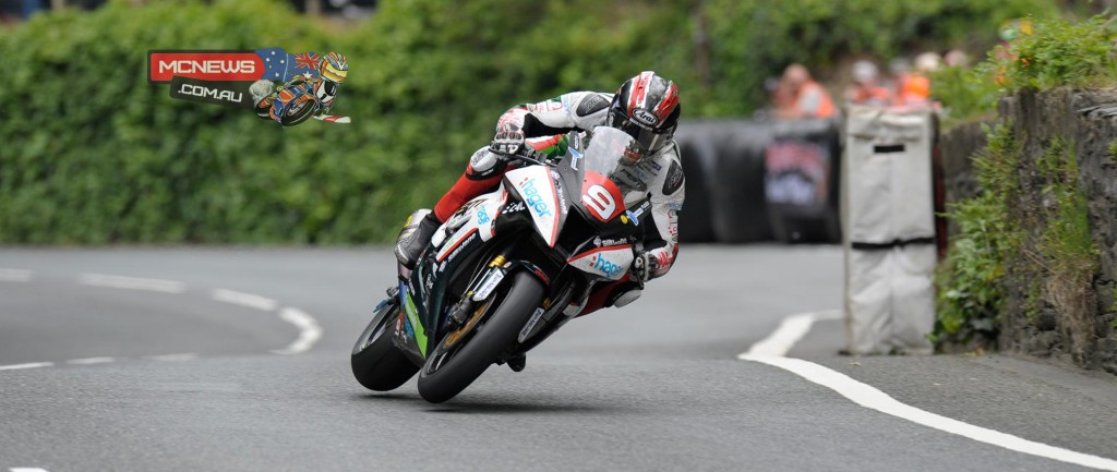 Isle of Man TT 2015 - RL360 Superstock TT - Ian Hutchinson