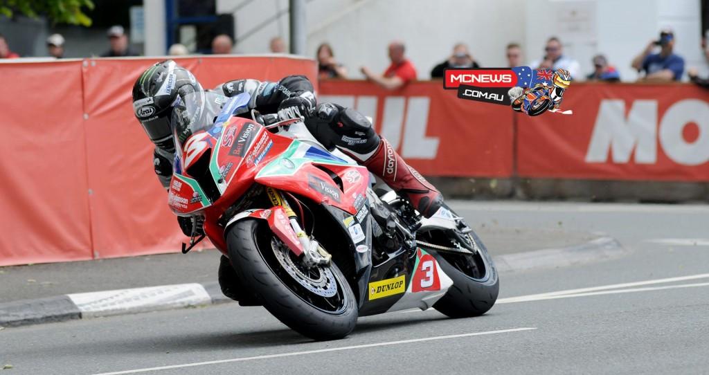 Isle of Man TT 2015 - RL360 Superstock TT - Michael Dunlop