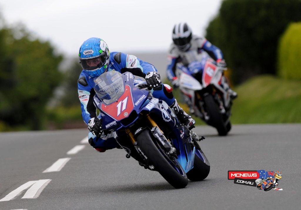 Isle of Man TT 2015 - Practice - Dean Harrison
