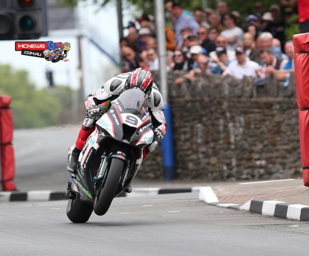 Ian Hutchinson had the consolation of winning the overall Joey Dunlop TT Championship
