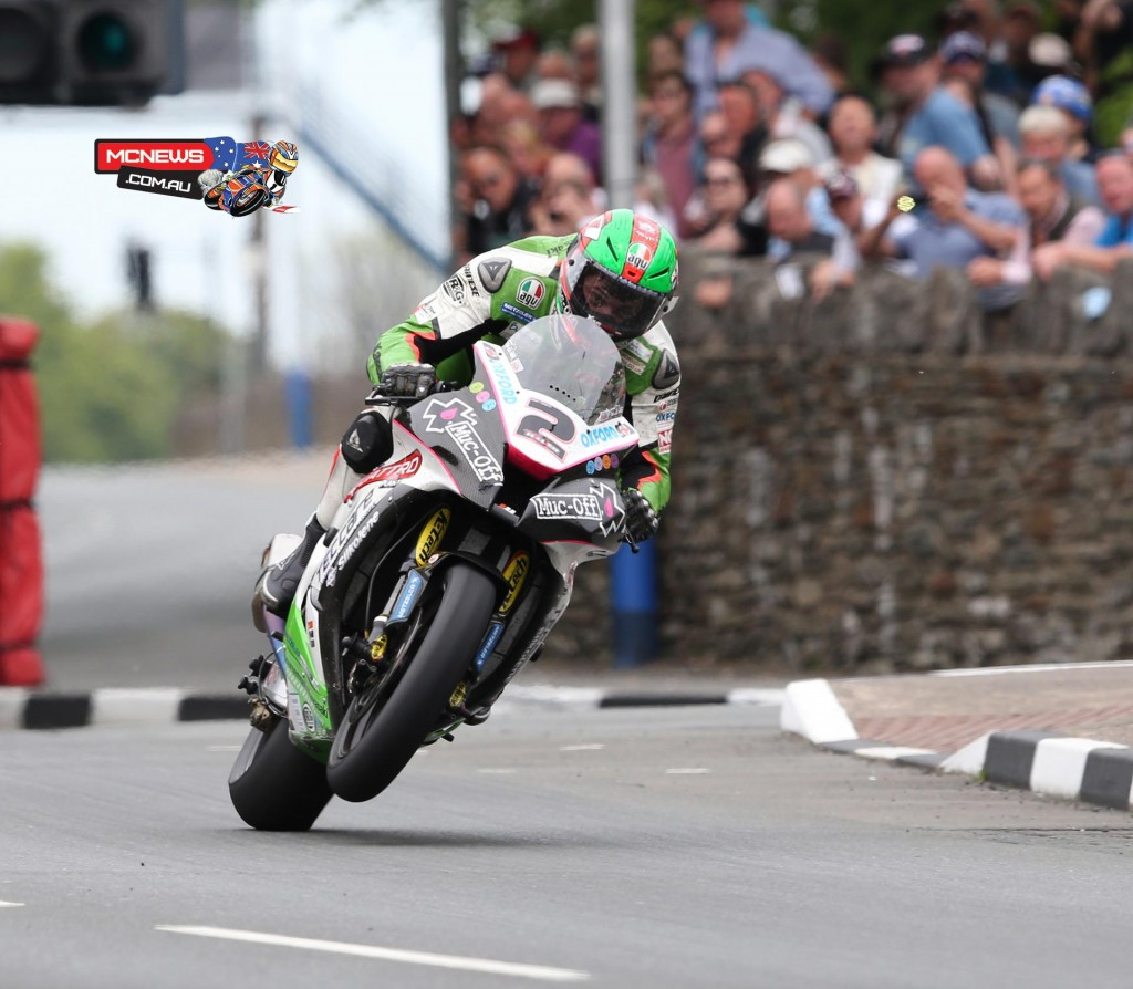 James Hillier had a great TT 2015 campaign