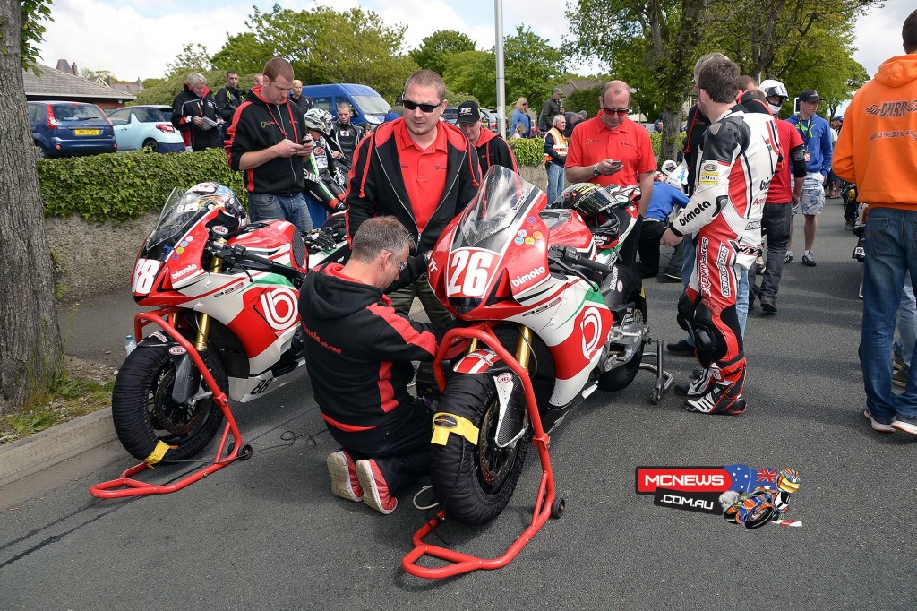Bimota made their return to the prestigious Isle of Man TT over the past two weeks with their new superbike, the Bimota BB3.