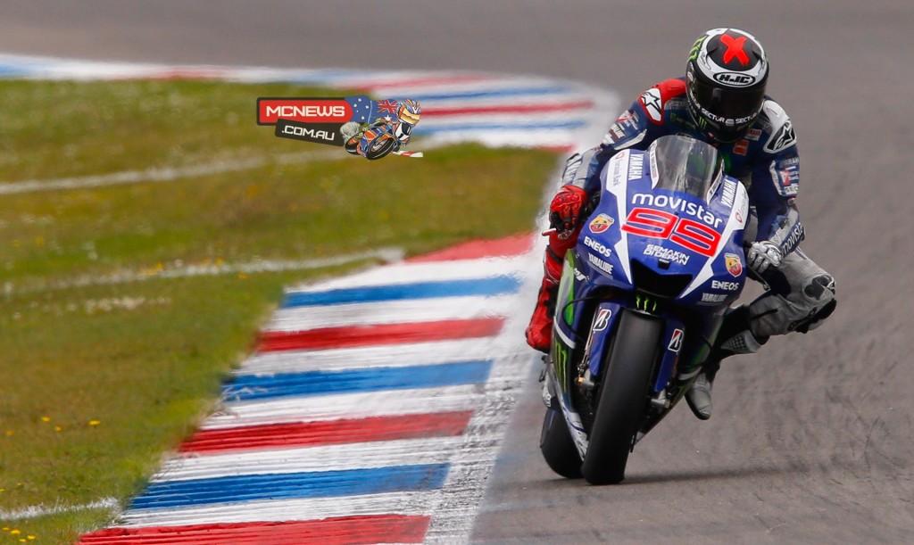 Dutch TT Assen MotoGP 2015 - Jorge Lorenzo