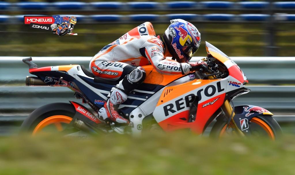 MotoGP Qualifying Assen TT 2015 - Dani Pedrosa
