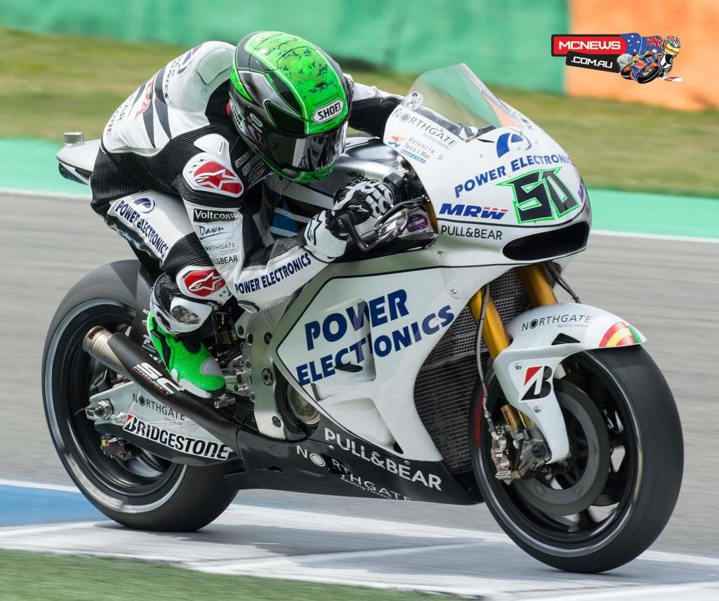 MotoGP Qualifying Assen TT 2015 - Eugene Laverty
