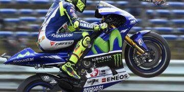 MotoGP Qualifying Assen TT 2015 - Valentino Rossi