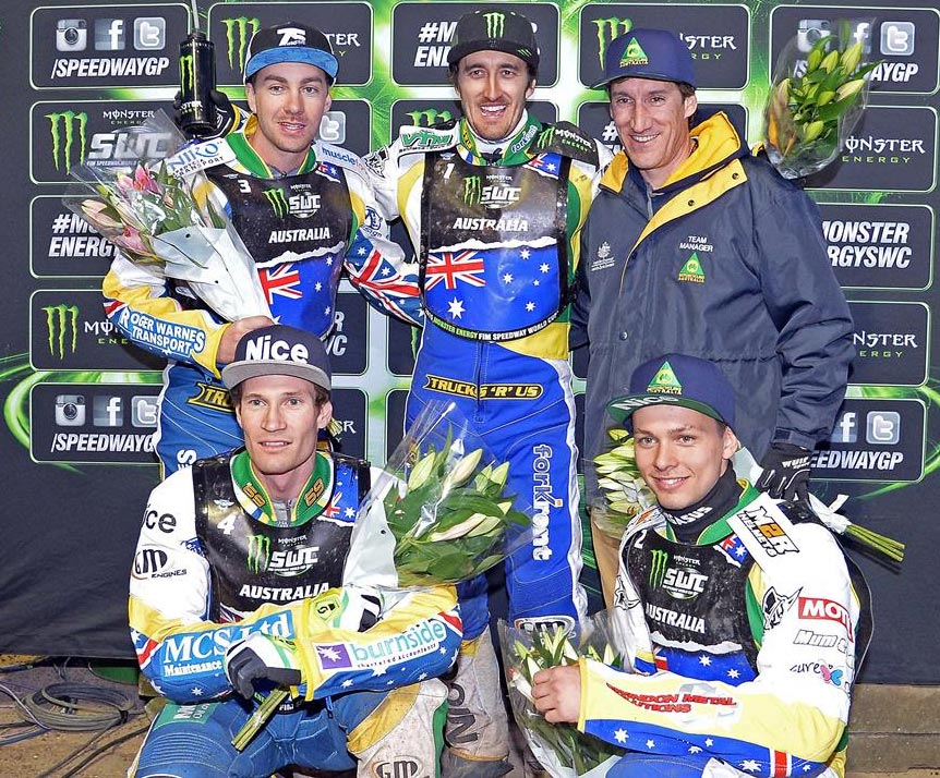 Australia win at King's Lynn