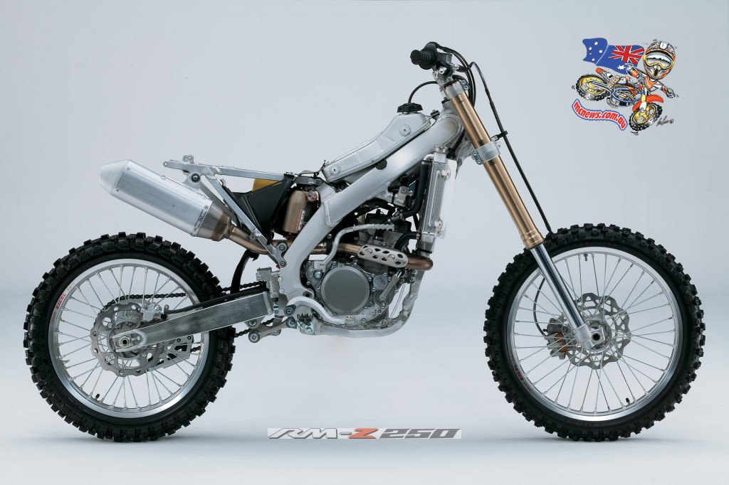 Suzuki RM-Z250 L6 2016 Suzuki RM-Z250