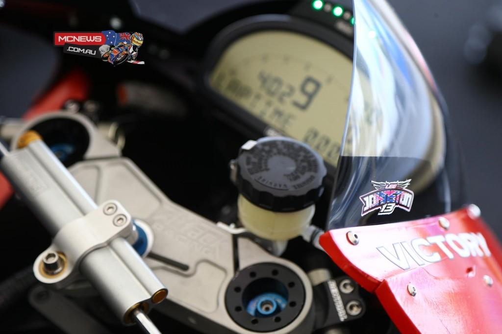 Victory Motorcycles TT Zero Electric Prototype