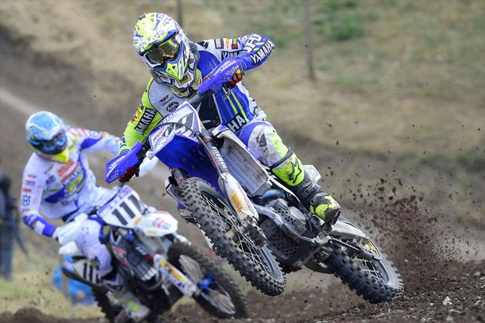 Febvre leads Ferris in Germany