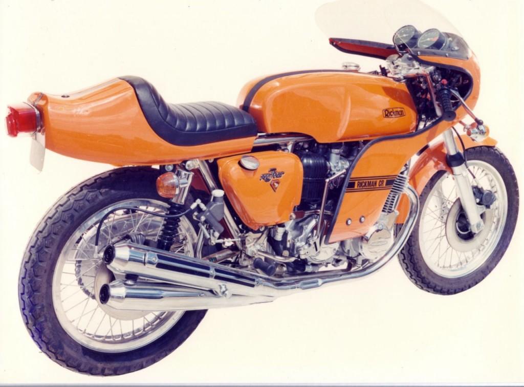 Rickman 750