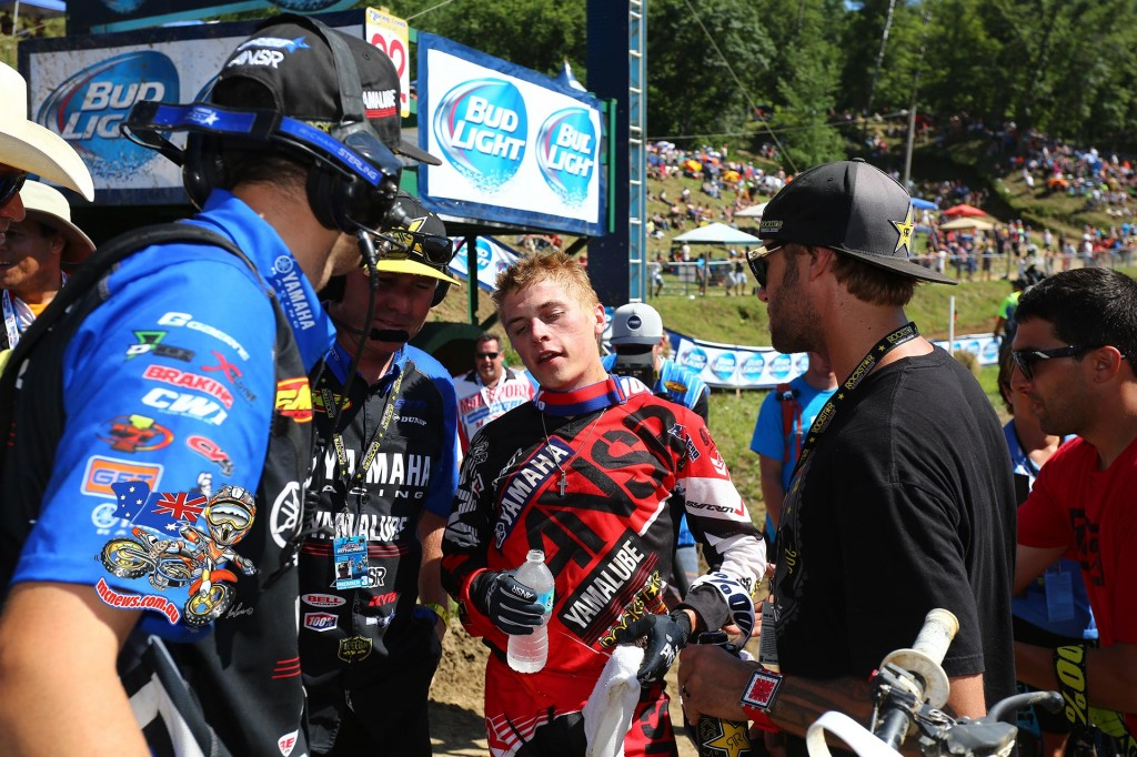 AMA Motocross 2015 - Round Eight - Spring Creek, Jeremy Martin