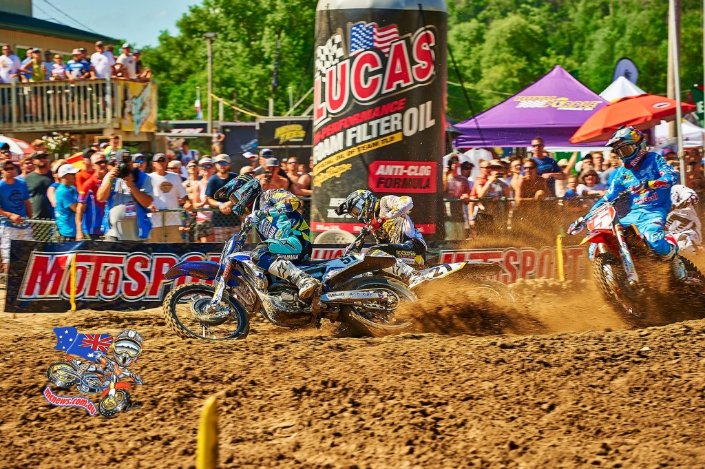 AMA Motocross 2015 - Round Eight - Spring Creek, Millville