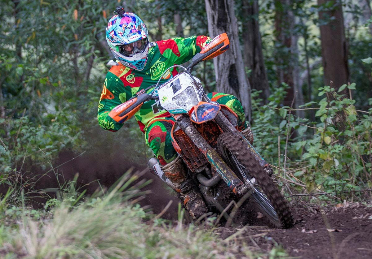 Toby Price wraps up fifth AORC title