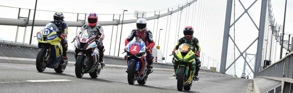 Stuart Easton led the home heroes with Taylor and Tarran Mackenzie plus Ducati TriOptions Cup champion Dennis Hobbs.