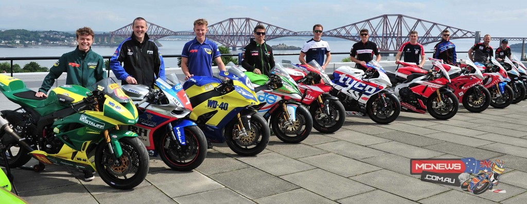 BSB arrives in Scotland for Knockhill round