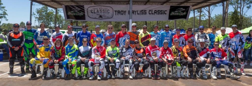 Champions confirmed for 2016 Motul Pirelli Troy Bayliss Classic