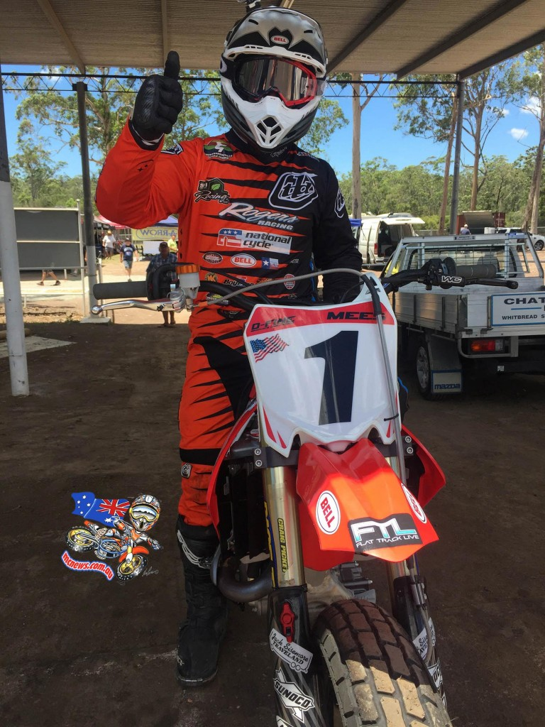 Reigning AMA Pro Grand National champion and 2015 Troy Bayliss Classic winner Jared Mees is confirmed to return