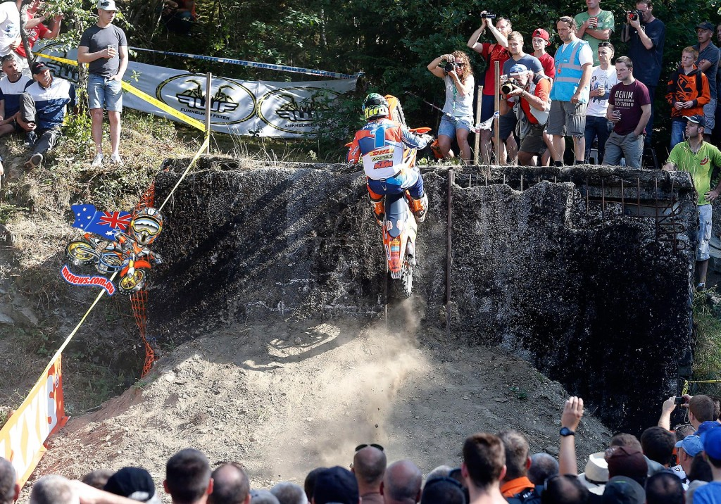 Enduro World Championship 2015 - Belgium - Matt Phillips