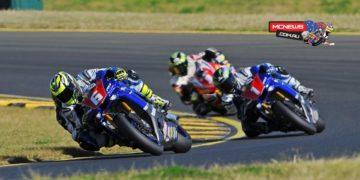 FX-ASC 2015 Round Three - SMP - Cru Halliday, Wayne Maxwell, Troy Herfoss
